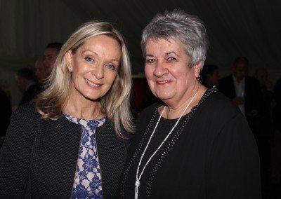 Bernadetter Washer & Carol Cox