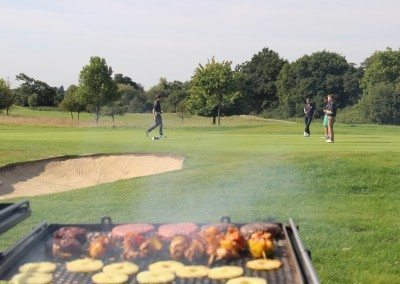 Great food & Great golf!