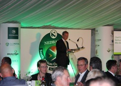 Mike Brown, CEO Nedbank