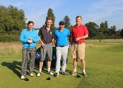 Neil Burnes, Andrew Holmes, Gareth Light & Johann Roberts 1