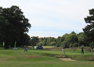 Old course Burhill
