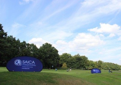SAICA Sponsored Hole