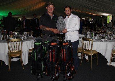 Winners of the Nedbank SA Charity Golf Day 2015