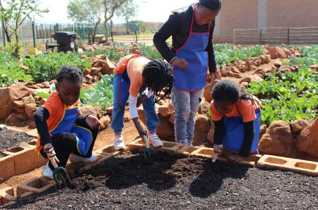 Empowering Afrika Tikkun Youth